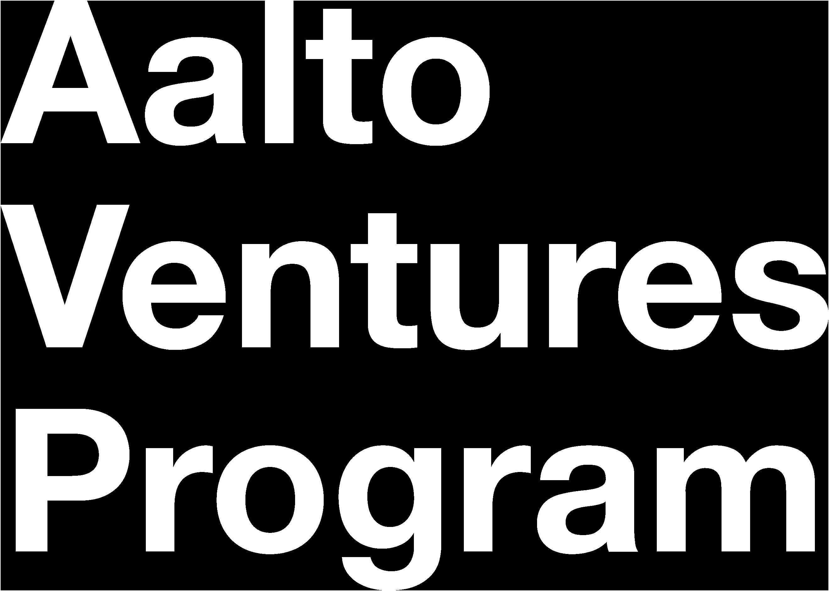 Aalto Ventures Program